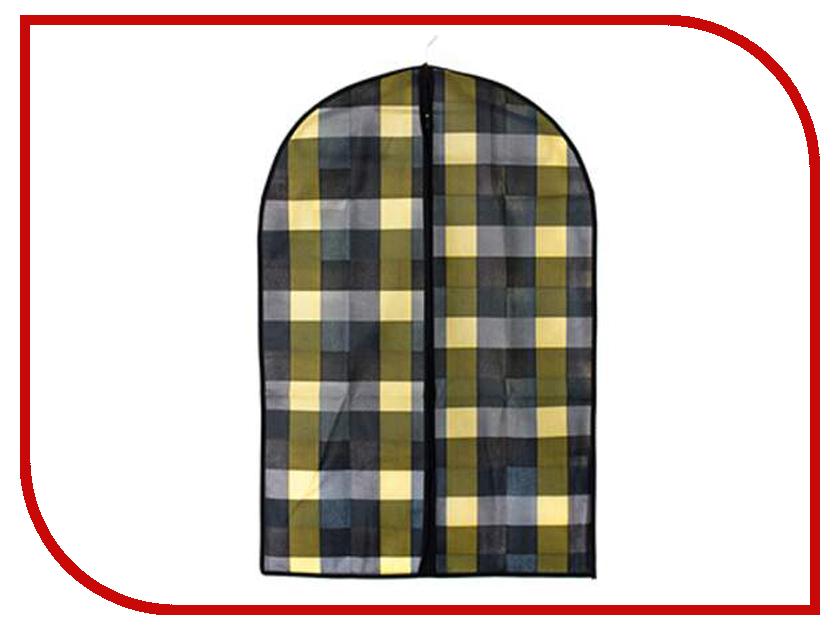 Аксессуар Чехол для одежды Vetta Клетка 60x90cm 457-371 vetta 882 108