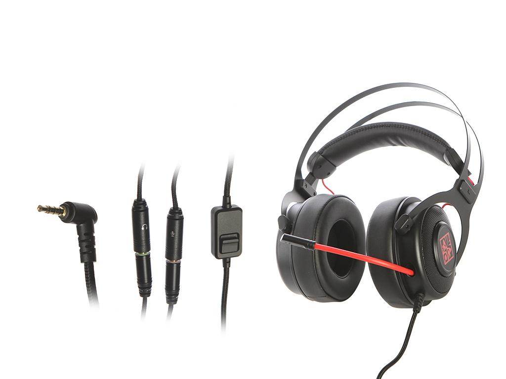 Наушники HP Omen 800 Headset 1KF76AA