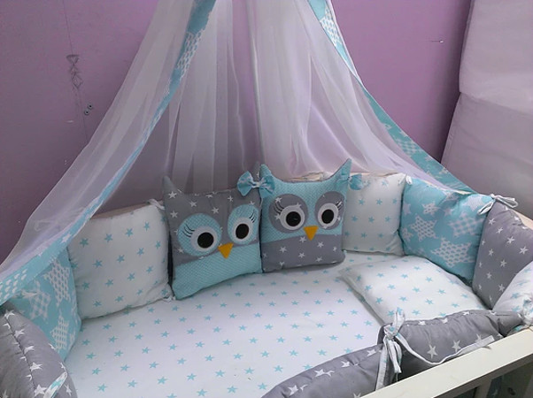 Комплект SWEET BABY комплект в кроватку Civetta 10 предметов