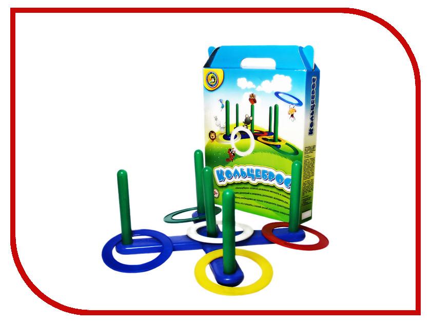Игрушка Строим вместе счастливое детство Кольцеброс 5128