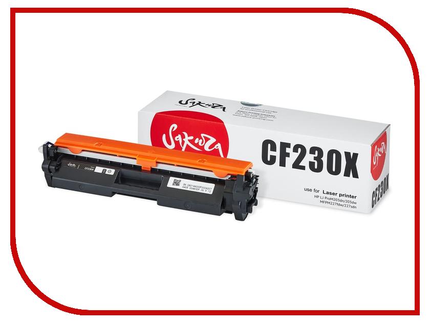Картридж Sakura SACF230X /  Black для HP LJ Pro m203dn/m203dw/m227dw/m227fdw/m227sdn