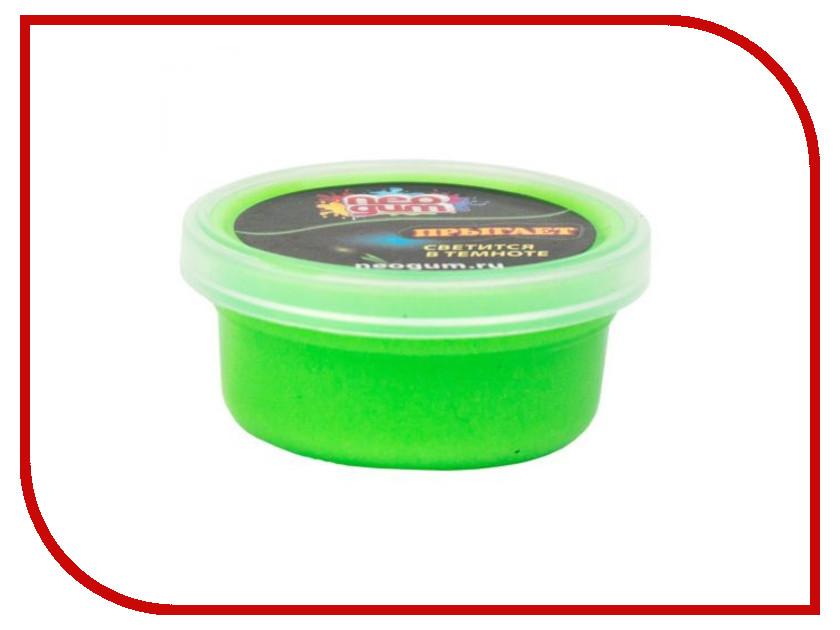 Жвачка для рук Neogum Green NGSM005 жвачка для рук голубая лагуна neogum