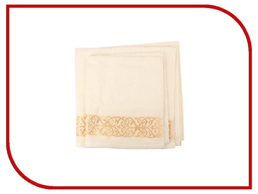 Полотенце Aisha Home 50x85/70x135 2шт White НМП-028 утятница нмп