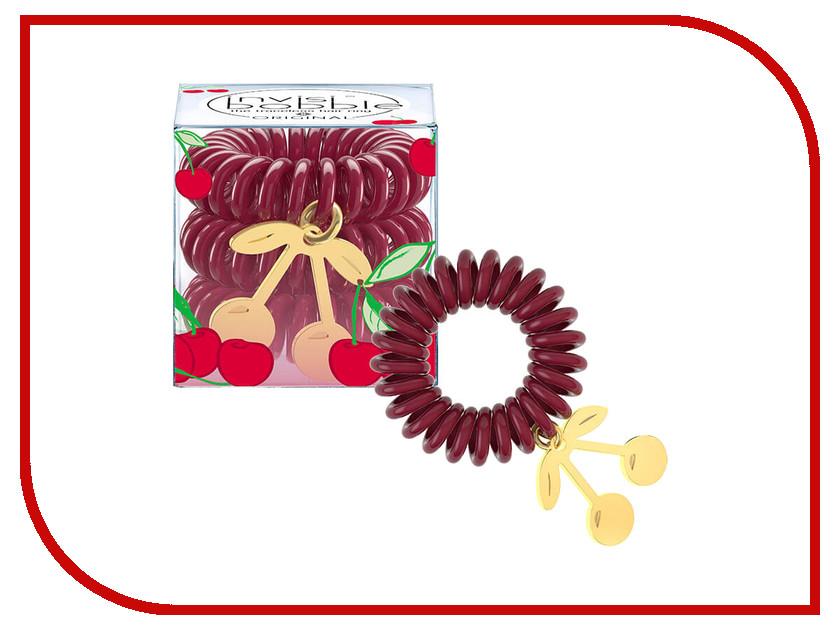 Резинка для волос Invisibobble Tutti Frutti Cherry Cherie 3 штуки стоимость