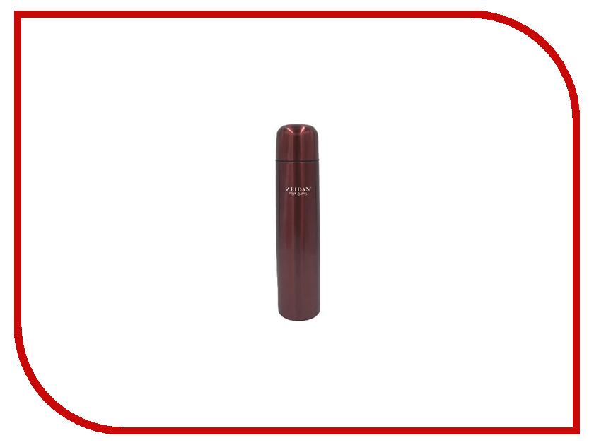 Термос Zeidan 1L Z-9053 Red термос zeidan z 9045