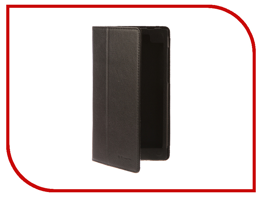 Аксессуар Чехол Lenovo Tab 7 Essential TB-7304 IT Baggage Black ITLN4E73-1 аксессуар чехол asus zenpad 10 1 z300 it baggage black itaszp300 1