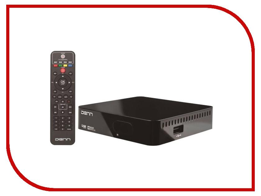 Denn DVB-T2 DDT104 цена и фото