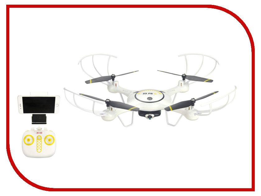 Квадрокоптер Aosenma X5UW FPV AOS-X5-WiFi