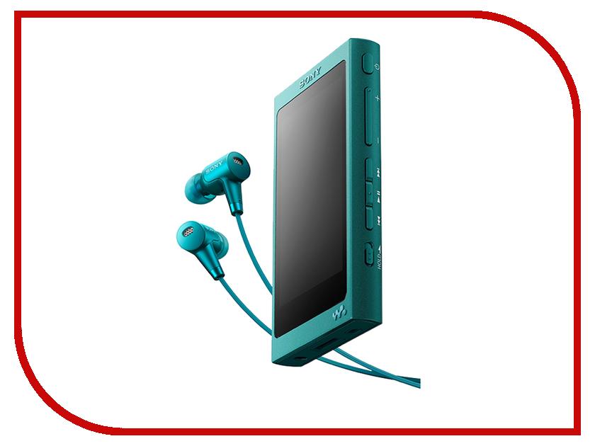 Плеер Sony NW-A35HN Blue