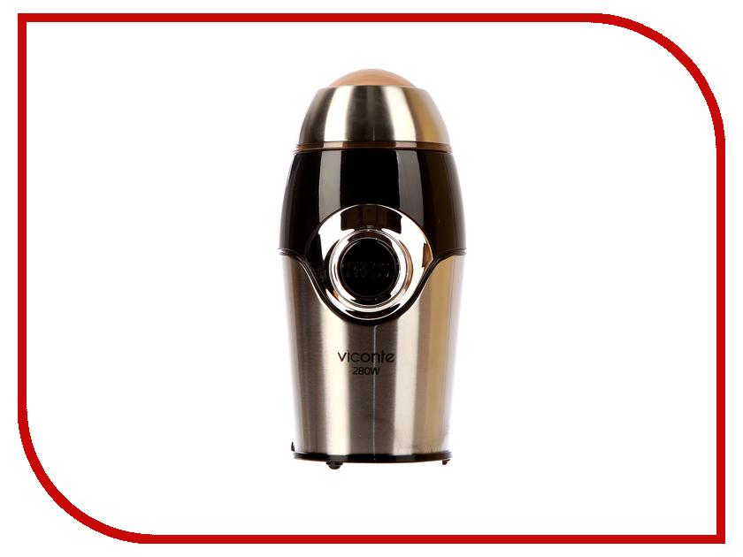 Кофемолка Viconte VC-3108 Black