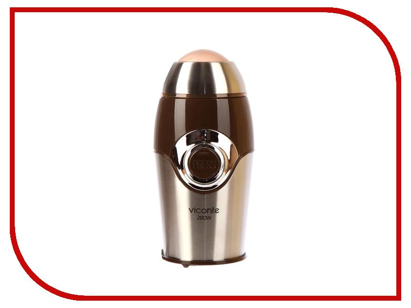 Кофемолка Viconte VC-3108 Chocolate