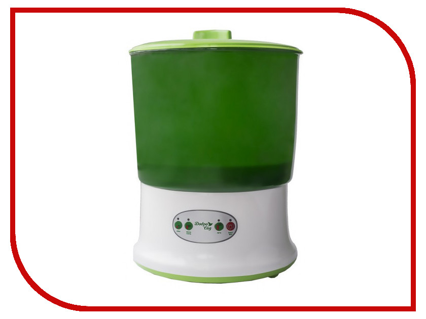Аэросад ДоброСад DS01 Стройность Green DS05PROZ