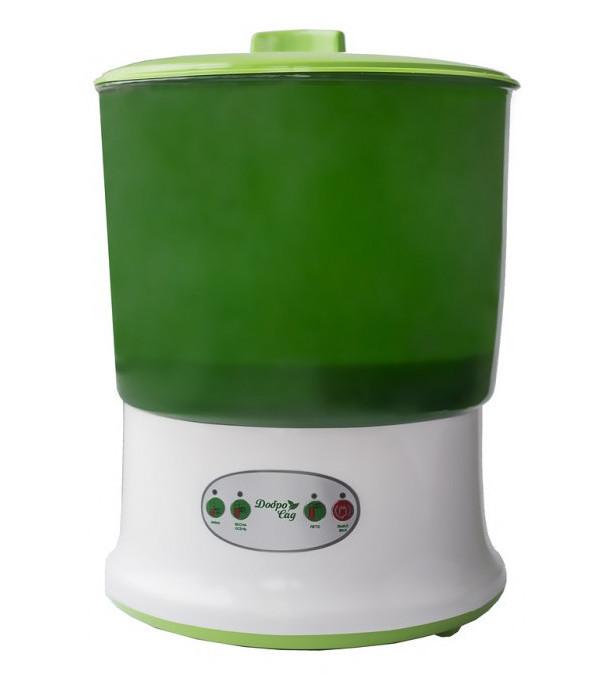 Аэросад ДоброСад DS01 Pro Здоровье Green DS01PROG