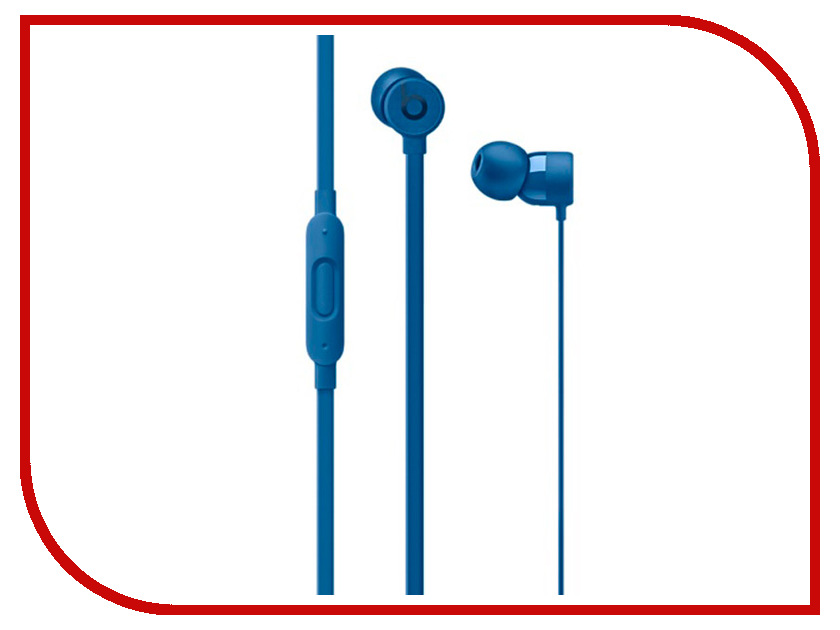 Beats urBeats3 Blue MQFW2ZE/A beats mh992zm a beats studio blue