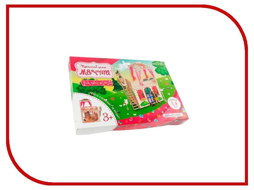 Кукольный домик Большой слон Домик для кукол Д-006 фигурки игрушки большой слон кукольный театр красная шапочка
