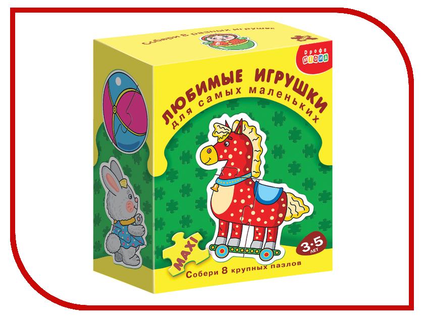 Настольная игра Дрофа Любимые игрушки 1090