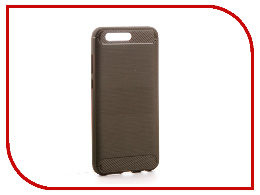 Аксессуар Чехол Huawei Honor 9 Zibelino Cover Back Elegant Grey ZCBE-HUA-HON9-GRY аксессуар чехол huawei honor 6x zibelino classico black zcl hua hon 6x blk