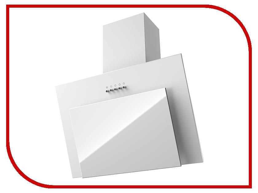 Кухонная вытяжка Krona PB Elma 600 White вытяжка 60 см krona rina 600 inox pb