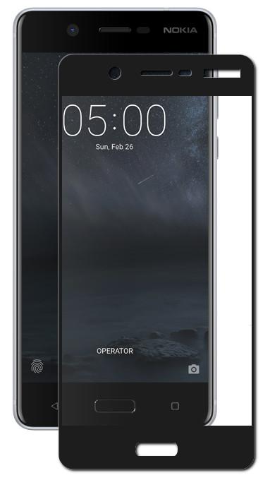 Аксессуар Защитное стекло Zibelino для Nokia 5 TG Full Screen 0.33mm 2.5D Black ZTG-FS-NK-5-BLK аксессуар защитное стекло для nokia 2 zibelino tg full screen 0 33mm 2 5d black ztg fs nk 2 blk