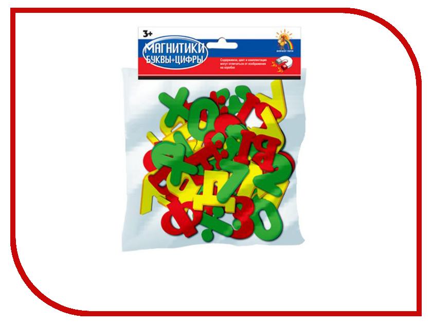 Игра Shantou Gepai Магнитики буквы и цифры R63 12 63 tw007ewnef36