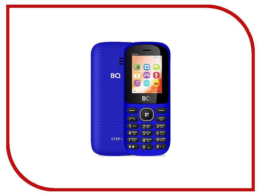 Сотовый телефон BQ 1807 Step+ Dark Blue конверт детский womar womar конверт в коляску зимний excluzive цветки красные