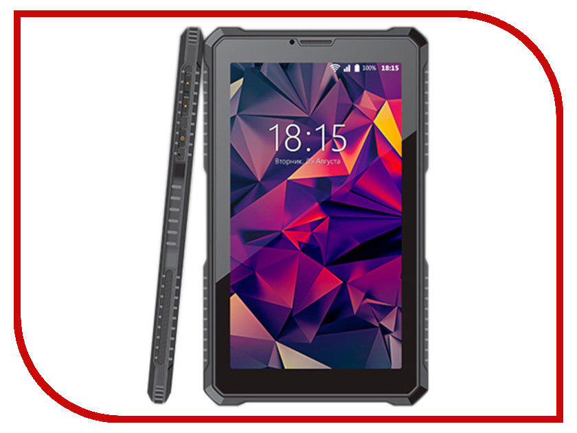 Планшет BQ BQ-7082G Armor Print7 (Spreadtrum SC7731c 1.2 GHz/1024Mb/8Gb/Wi-Fi/3G/Bluetooth/GPS/Cam/7.0/1024x600/Android) планшет dexp ursus 7mv4 3g black 0807193 spreadtrum 5735 1 2 ghz 1024mb 8gb wi fi 3g bluetooth gps cam 7 0 1024x600 android