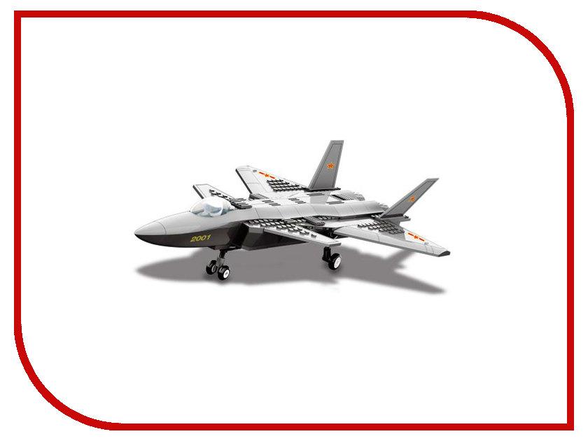 Конструктор Dr.Luck Истребитель J20 286 дет. JX003 конструктор lepin star plan истребитель набу 187 дет 05060