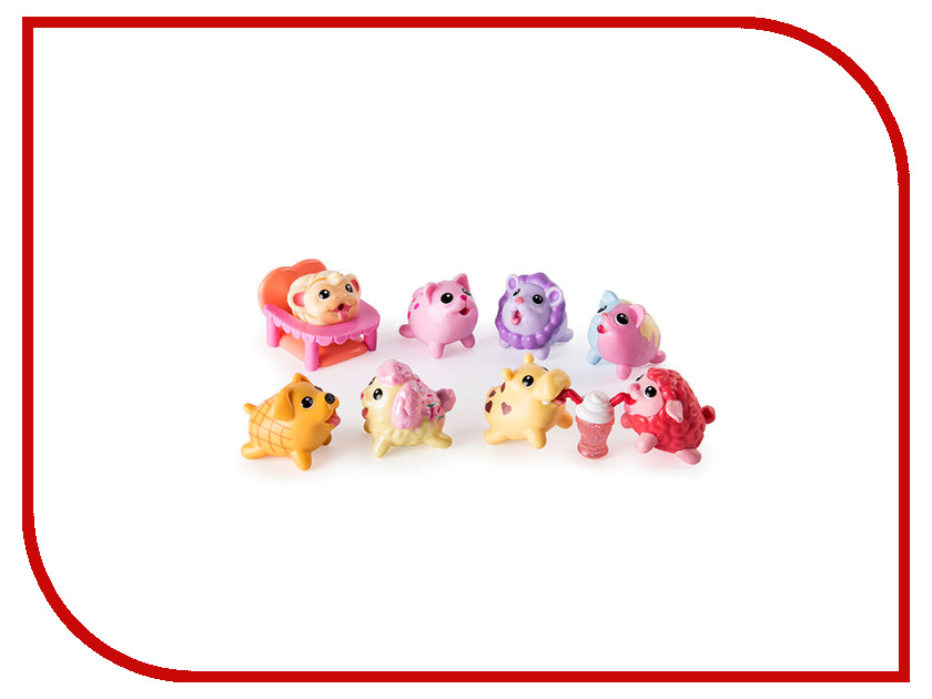 Игрушка Chubby Puppies 56735-o newborn puppies