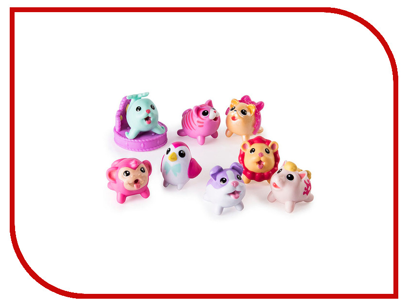 Игрушка Chubby Puppies 56735-v newborn puppies