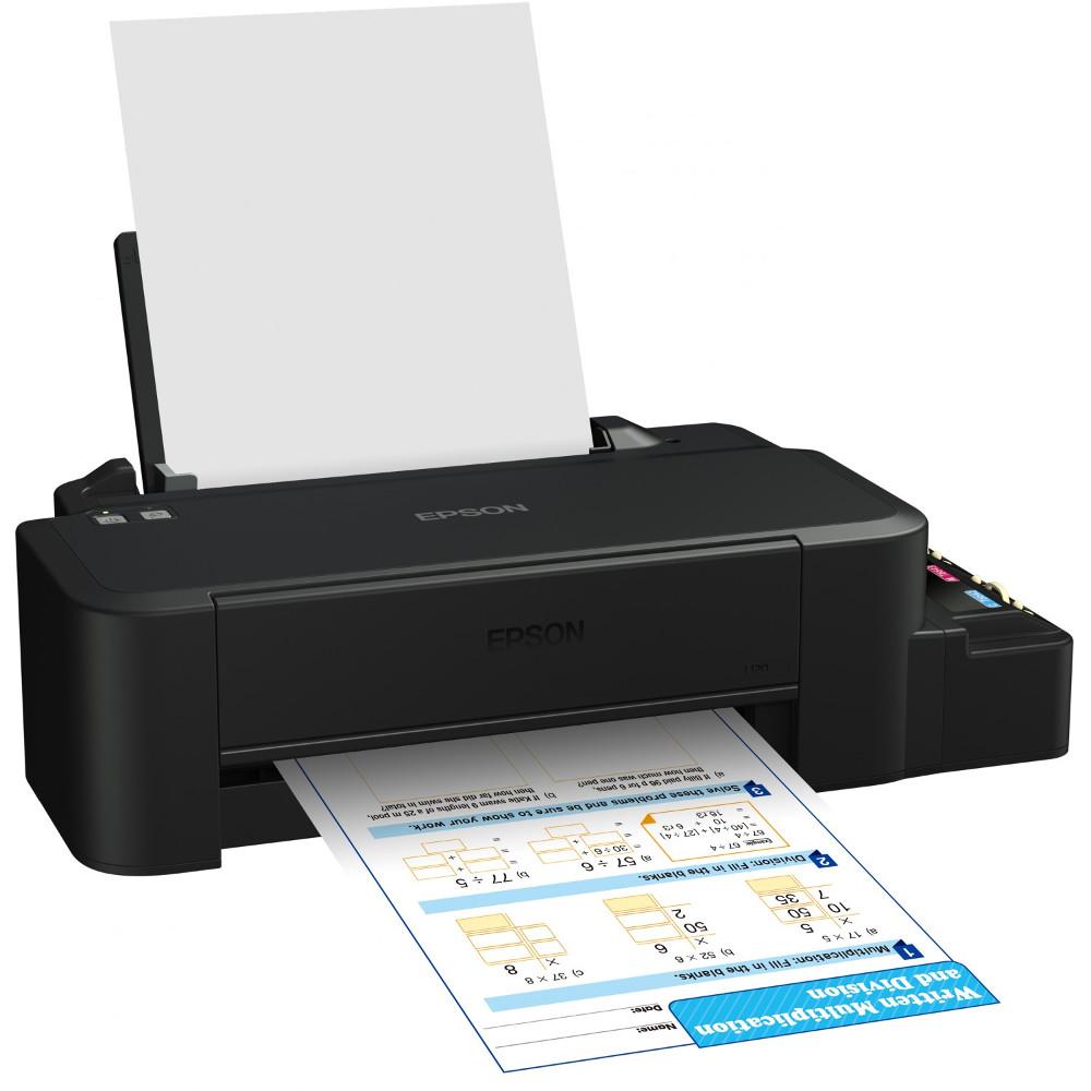 Принтер Epson L120 Выгодный набор + серт. 200Р!!! цена 2017