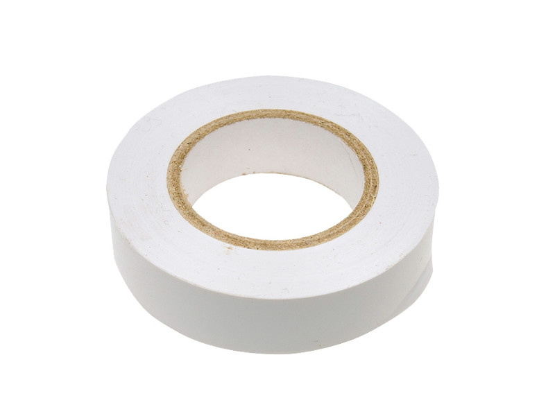Изолента FIT 15mm x 8m White 11036