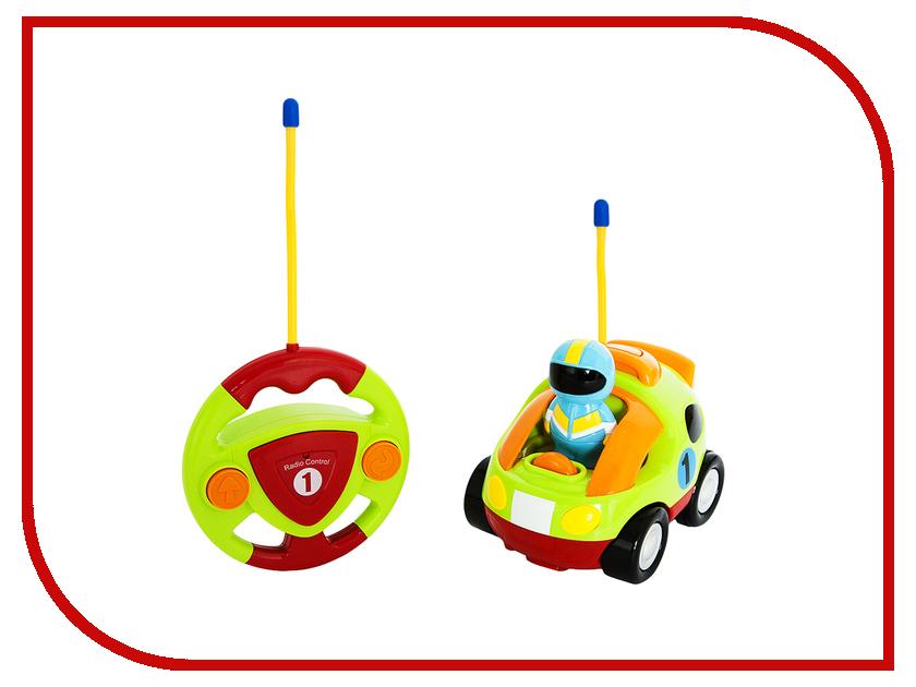 Игрушка Жирафики Гонщик 939503 жирафики развивающая игрушка бабочка жирафики