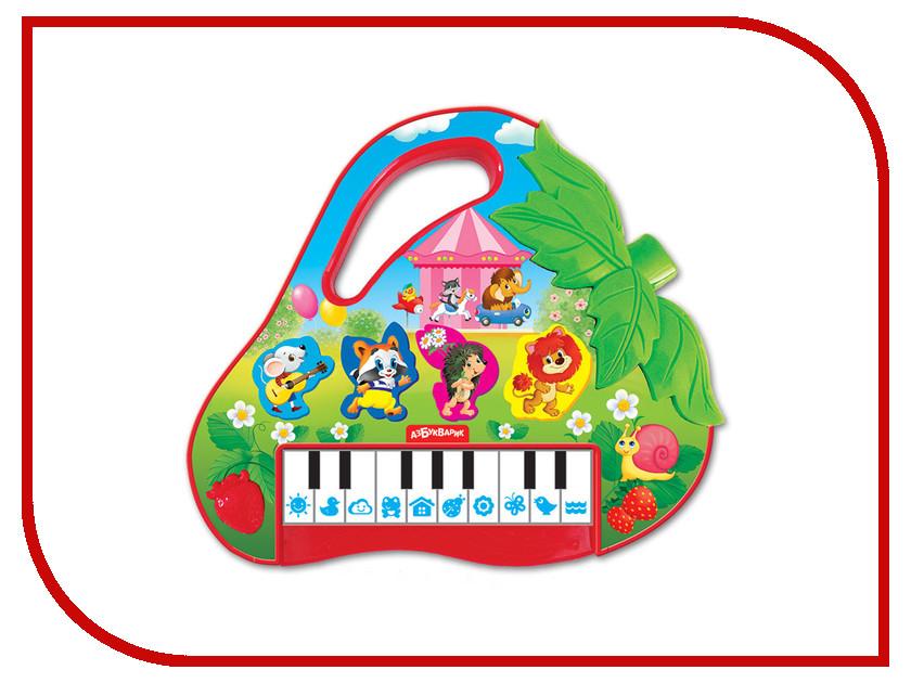 Детский музыкальный инструмент Азбукварик Клубничка 4680019282114