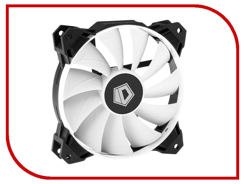 Вентилятор ID-Cooling WF-12025 original sunon 12025 12cm 220v dp201at 2122hbl gn 120 long wide 25 thick double ball cooling fan
