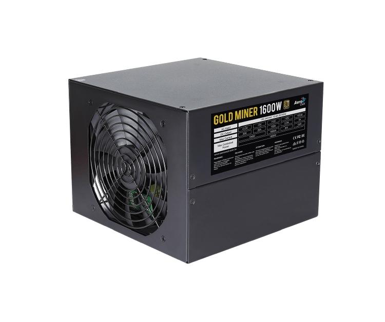 Блок питания AeroCool Gold Miner 1600W zeus 20m litecoin miner scrypt miner include power supply better asic miner antminer usb u1 u2