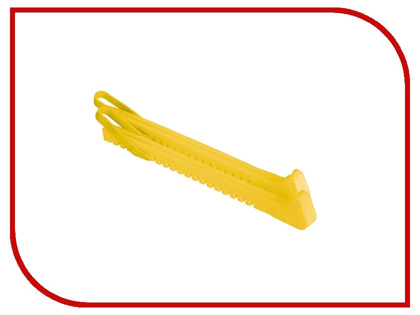Аксессуар Чехлы для фигурных коньков Larsen Yellow