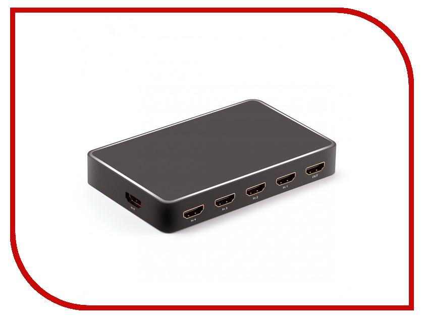 Аксессуар Greenconnect Greenline Переключатель GL-A19 HDMI v.2.0 5к1 + USB Charge GL-vA19 аксессуар mystery mad gl шумоподавитель линейный
