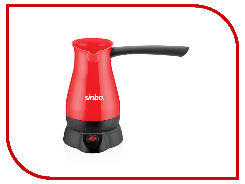 Кофеварка Sinbo SCM-2948