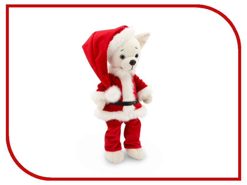 Игрушка Orange Toys Чихуа Oscar 25cm Санта LD020 купить чихуа на авито в орехово зуево