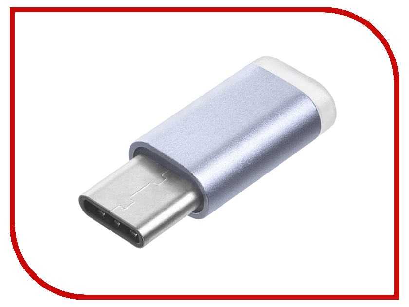 Аксессуар Greenconnect Type-C - Micro USB 2.0 GCR-UC3U2MF