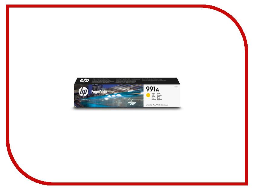 Картридж HP 991A M0J82AE Yellow hewlett packard hp лазерный мфу печать копирование сканирование