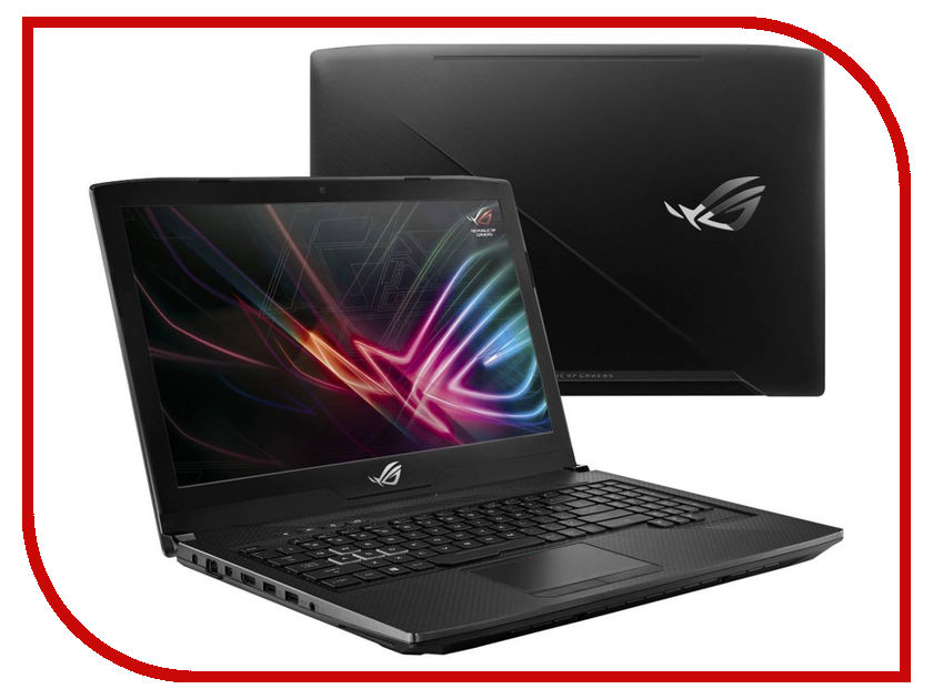 купить Ноутбук ASUS GL503VS-EI037T 90NR0G51-M00820 (Intel Core i7-7700HQ 2.8 GHz/16384Mb/1000Gb + 256Gb SSD/No ODD/nVidia GeForce GTX 1070 8192Mb/Wi-Fi/Bluetooth/Cam/15.6/1920x1080/Windows 10 64-bit) онлайн