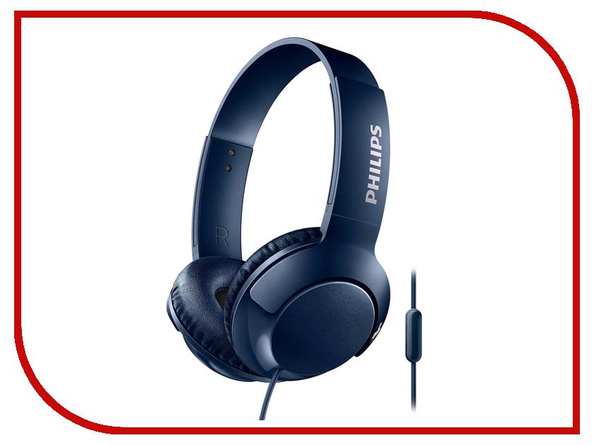 Philips SHL3075 Blue philips e103 black