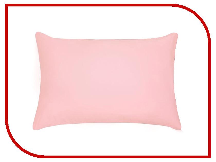 Наволочка Valtery NT 70x70-2шт Pink Трикотаж