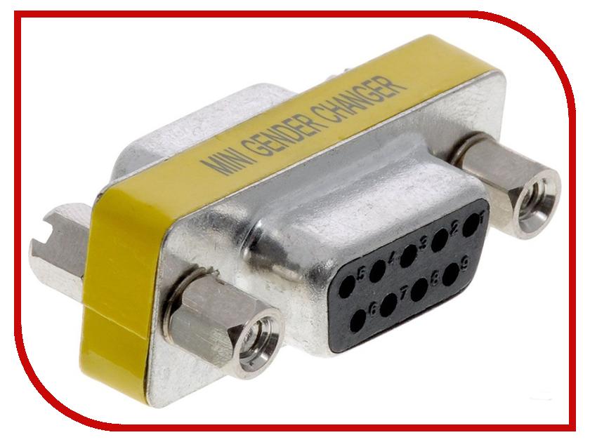 Аксессуар Greenconnect COM RS-232 DB9F - DB9F GCR-CV203