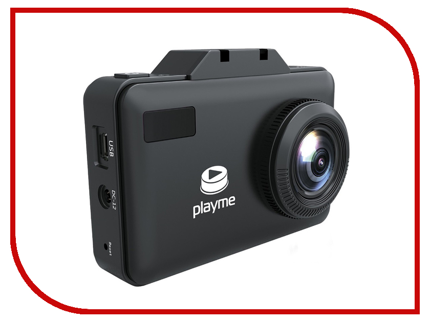 Видеорегистратор PlayMe P550 TETRA видеорегистратор playme tio