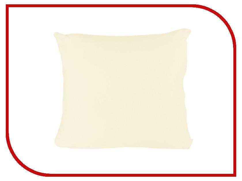 Наволочка Valtery NT 50x70-2шт Gently Yellow Трикотаж