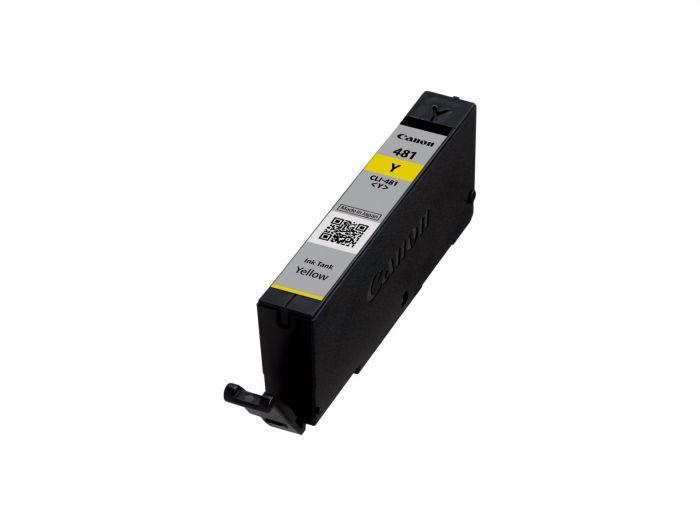 Картридж Canon CLI-481 Y 2100C001 Yellow для Pixma TS6140/TS8140TS/TS9140/TR7540/TR8540