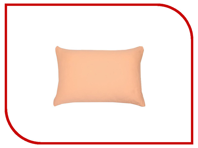 Наволочка Valtery NT 50x70-2шт Peach Трикотаж