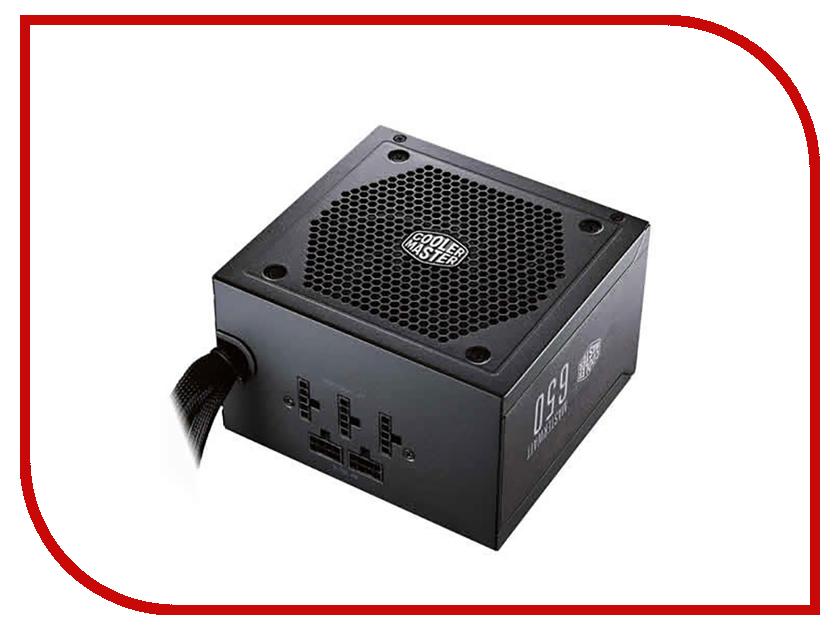 Блок питания Cooler Master MasterWatt 650W блок питания cooler master masterwatt 550w